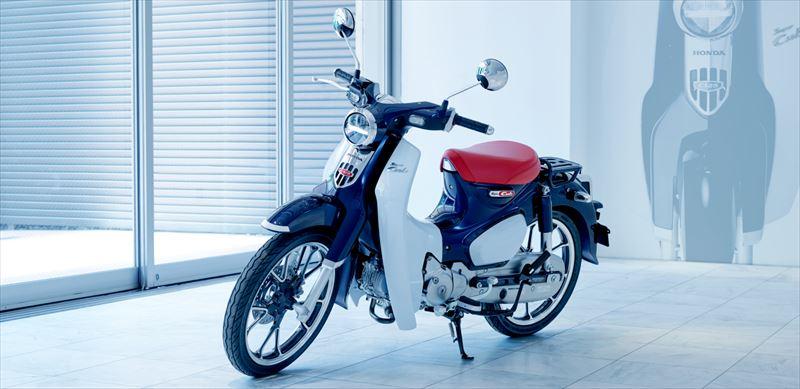 ホンダ スーパーカブC125 01