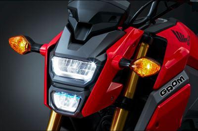 ホンダ グロム LEDヘッドライト