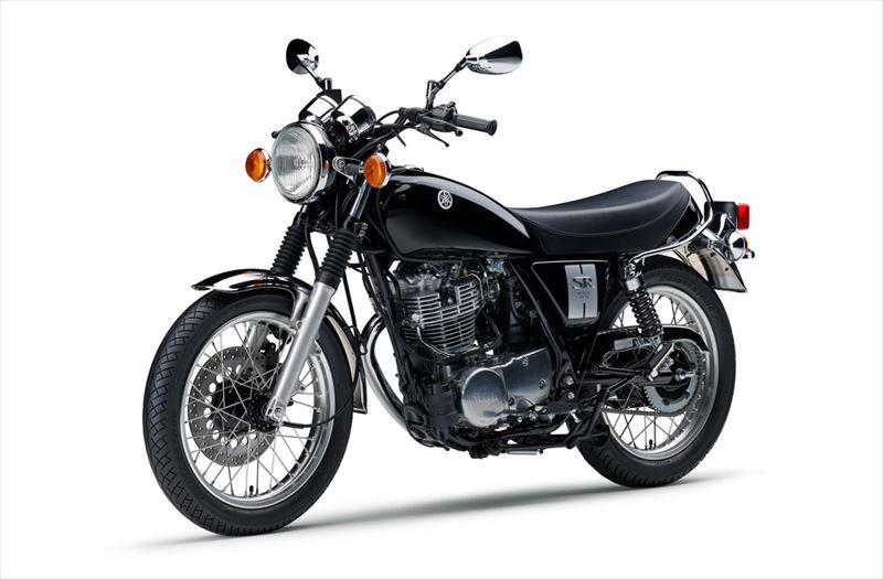ヤマハ SR400 ヤマハブラック(ブラック) 004