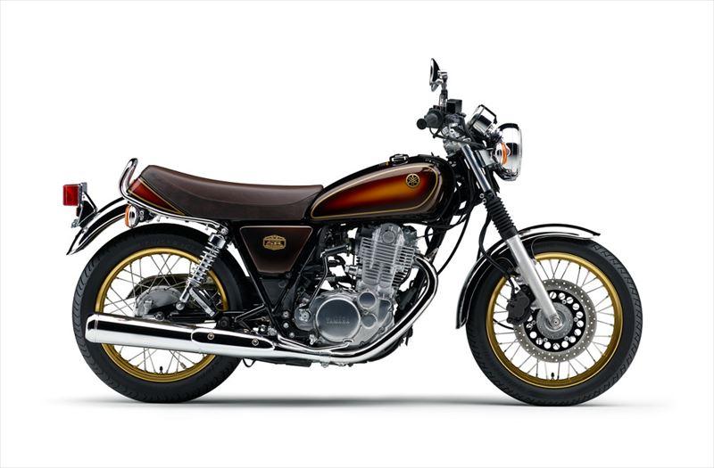 ヤマハ SR400 40th Anniversary Edition 001
