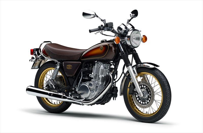 ヤマハ SR400 40th Anniversary Edition 003