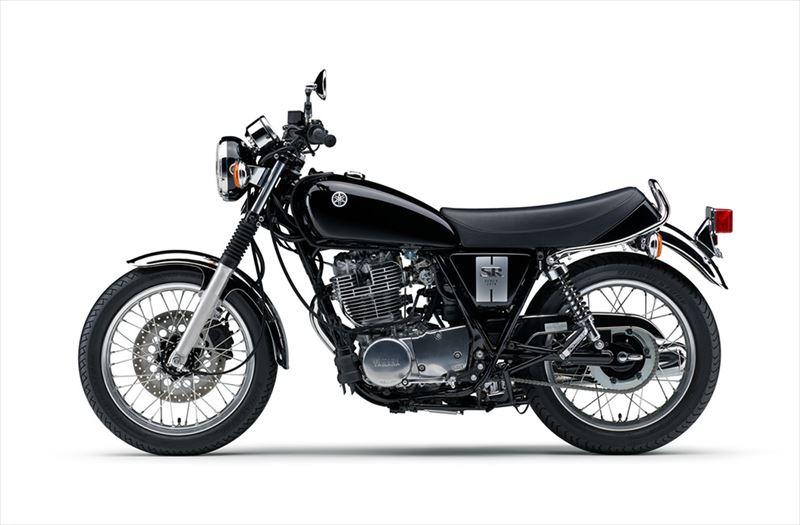 ヤマハ SR400 ヤマハブラック(ブラック) 002