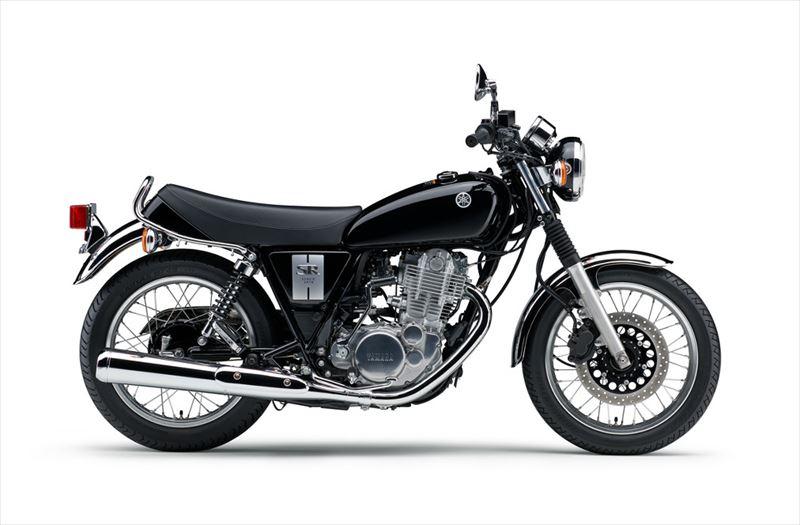 ヤマハ SR400 ヤマハブラック(ブラック) 001