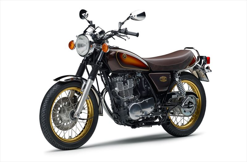 ヤマハ SR400 40th Anniversary Edition 004