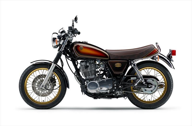 ヤマハ SR400 40th Anniversary Edition 002