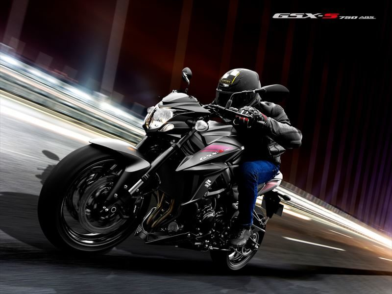 スズキ GSX-S750 ABS