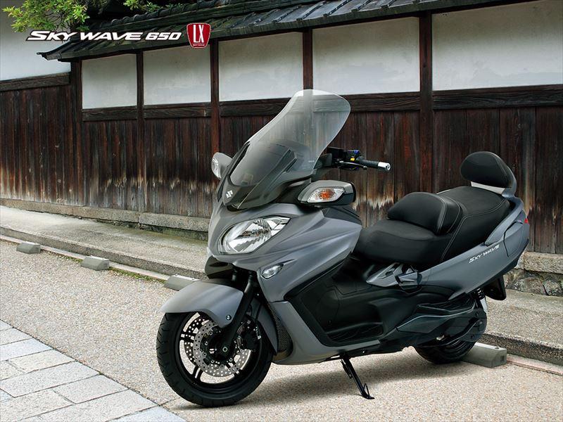 スズキ 650LX