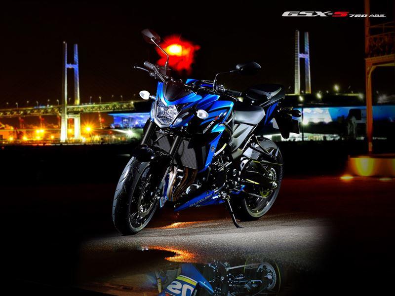 スズキ GSX-S750 ABS 02