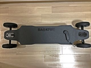 電動スケボー Backfire Ranger X1