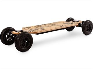 電動スケボーEvolve Bamboo GT Series All Terrain