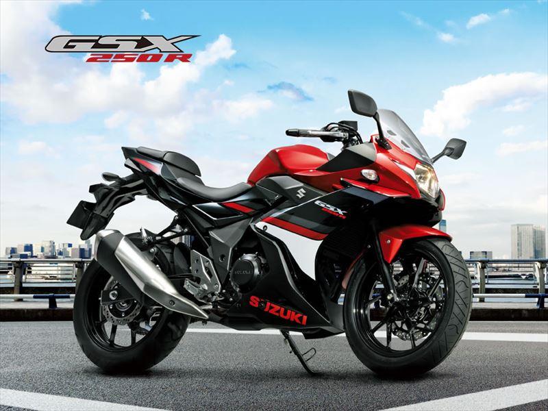スズキ GSX250R 05