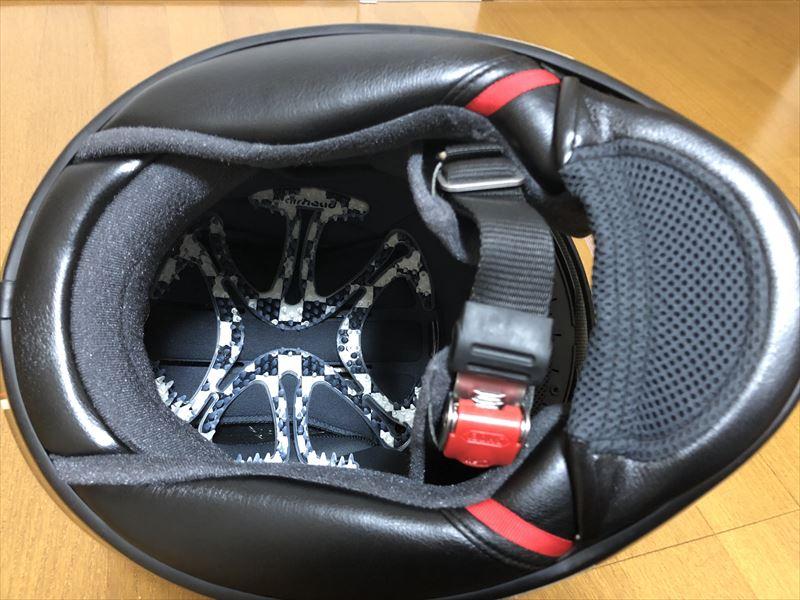 TWO WHEEL COOL airhead ヘルメット用ベンチレーションライナー 03