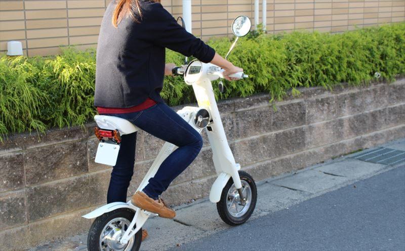 折りたたみ可能な電動スクーター ブレイズスマートEV 09