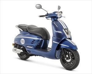 PEUGEOT MOTOCYCLES DJANGO125 SPORT(2019)ディープオーシャンブルー