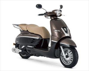 PEUGEOT MOTOCYCLES DJANGO125 ALLURE ABS(2019)チョコレート