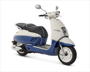 PEUGEOT MOTOCYCLES DJANGO125 EVASION(2019)ディープオーシャンブルー