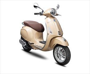 Vespa Primavera 125 ABS(エレガンツァベージュ)01 240