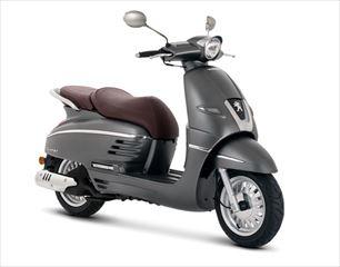 PEUGEOT MOTOCYCLES DJANGO125(2019)マッドグレー 240