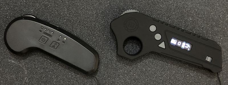 オフロード対応電動スケボー Backfire Ranger X1 Ver.2 新型リモコン