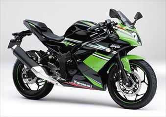 Ninja250SL ABS KRT Edhition