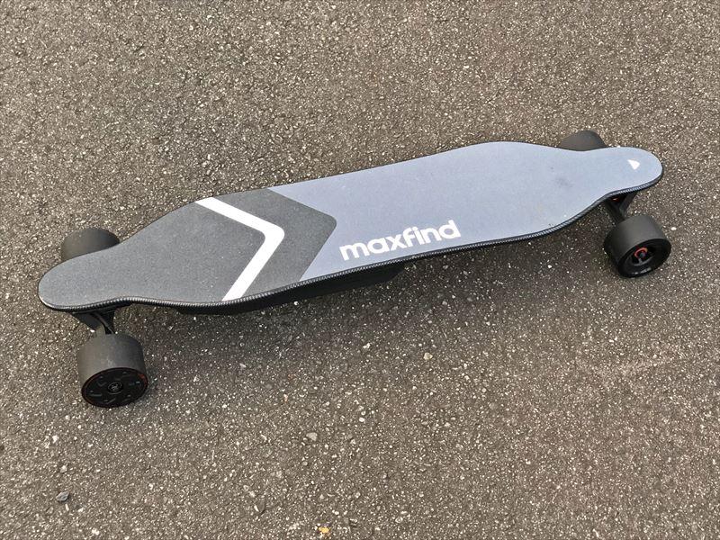 電動スケボーMaxfind MAX4 04