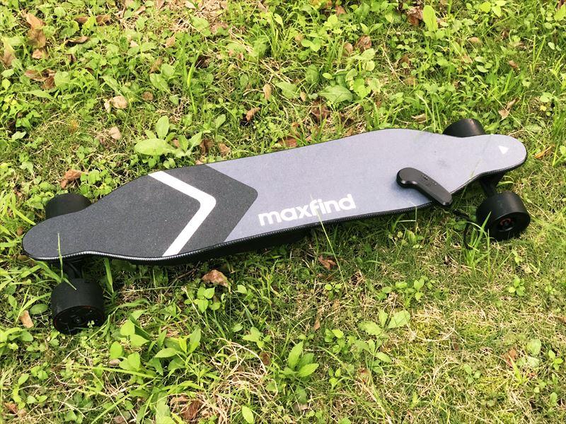電動スケボーMaxfind MAX4 02