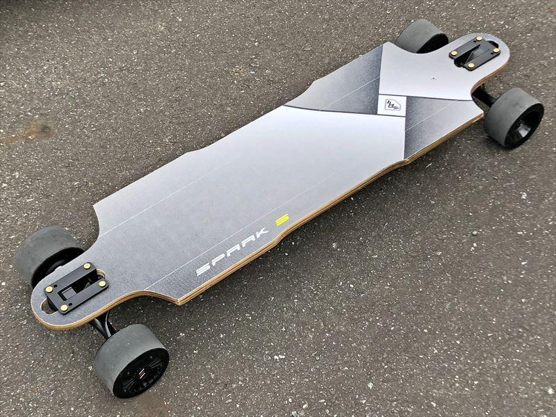 電動スケボーWINboard Spark S 01