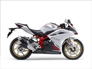 ホンダ CBR250RR 2020 パールグレアホワイト